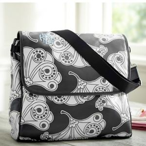 Pottery Barn Kids Diaper Bag Fanfare City Bag